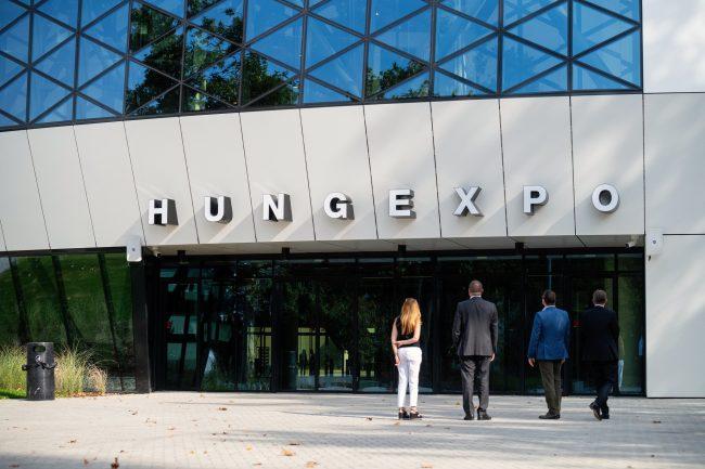 Teljesen megújult a Hungexpo