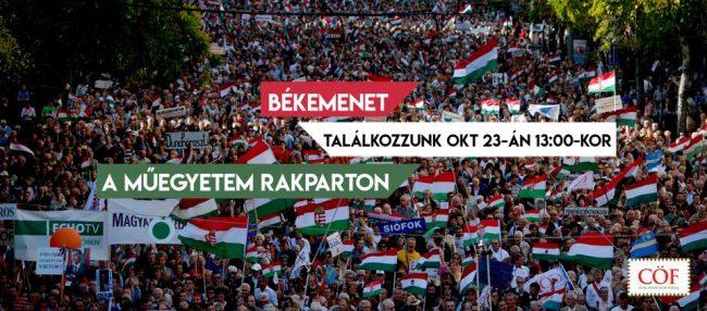 BÉKEMENET – 2021. október 23.