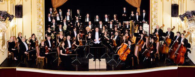 Házikoncertet adott a Duna Szimfonikus Zenekar